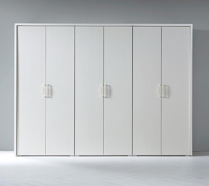 [렌탈] 에바 화이트 10자옷장세트 / 월 41,800원