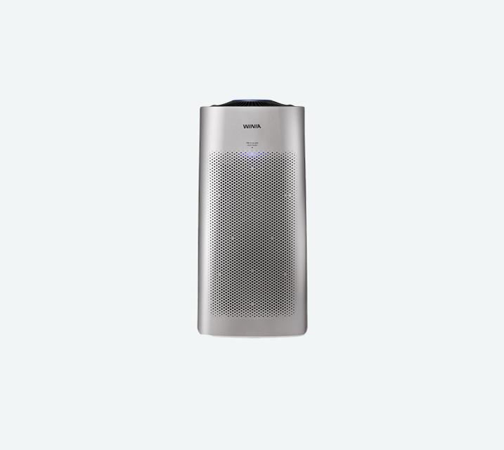 [렌탈] 위니아 공기청정 18평 페블실버 WPA18C0XPS / 월12,500원