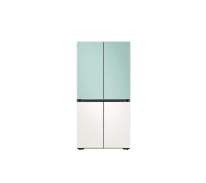 [렌탈] 삼성 비스포크 양문형 냉장고 4도어 605L RF61R91C324 /월72,000 원