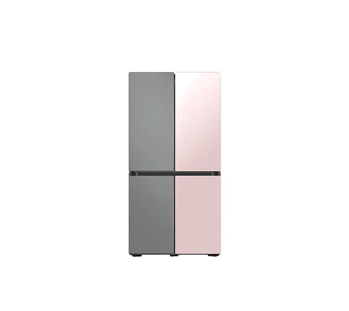 [렌탈] 삼성 비스포크 양문형 냉장고 4도어 840L RF85R98B250 / 월100,500원