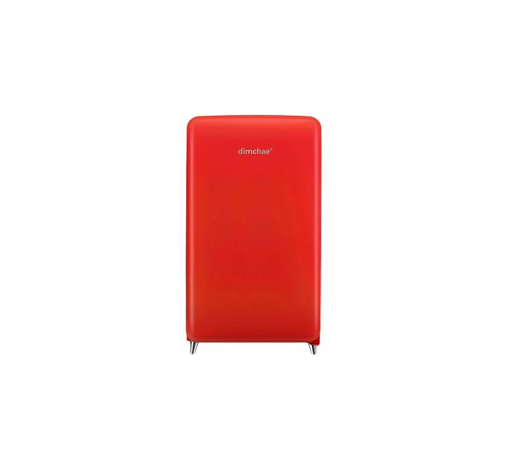 [렌탈] 위니아 소형김치냉장고 100L 칵테일레드 WDS10CPACR / 월18,000원