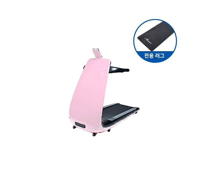 [렌탈] 아이러너 런닝머신 핑크 / 월29,900원