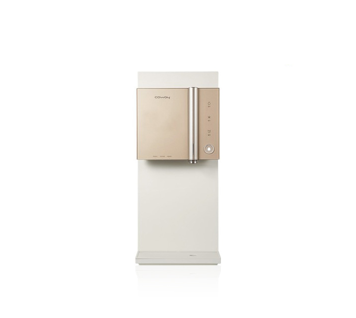 [G_렌탈] 코웨이 한뼘 시루직수 냉온정수기 쿼츠브라운 CHP-8300R / 월37,900원