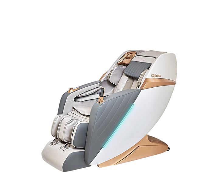 [L_렌탈]코지마 뉴트로W  안마의자 화이트 CMC-A600 / 월 65,000원
