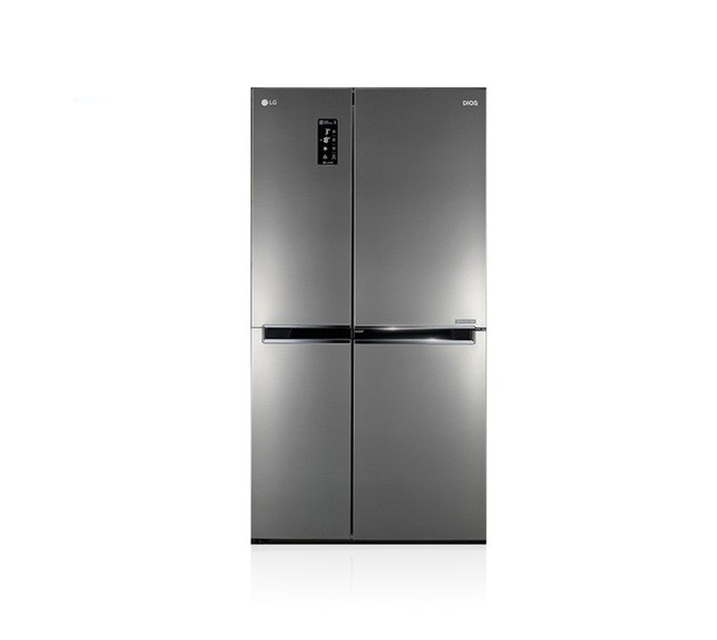[L_렌탈] LG 냉장고 디오스 세미빌트인 636L 실버S631S32 / 월39,000원