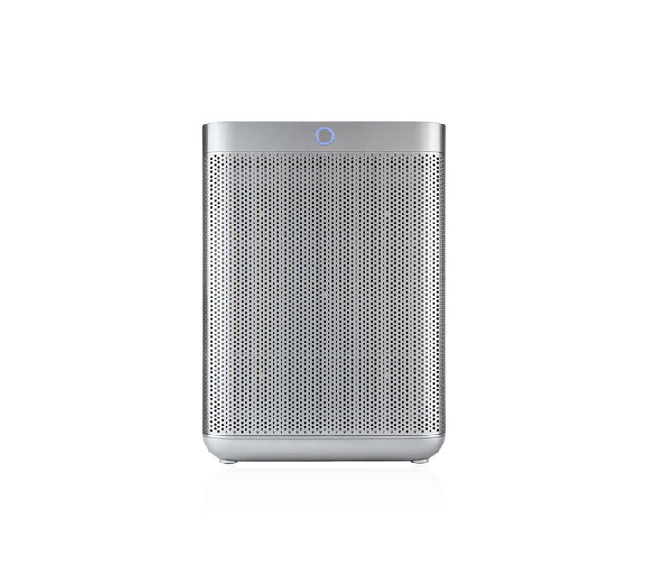 [G_렌탈] 현대큐밍 더케어 큐브 실버 공기청정기 HQ-A19100S / 월24,900원