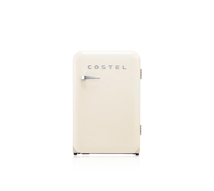 [L_렌탈] 코스텔 냉장고 107L 아이보리 CRS-107HAIV / 월17,900원