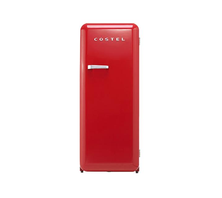 [L_렌탈] 코스텔 냉장고 281L 레드 CRS-281HARD / 월37,900원