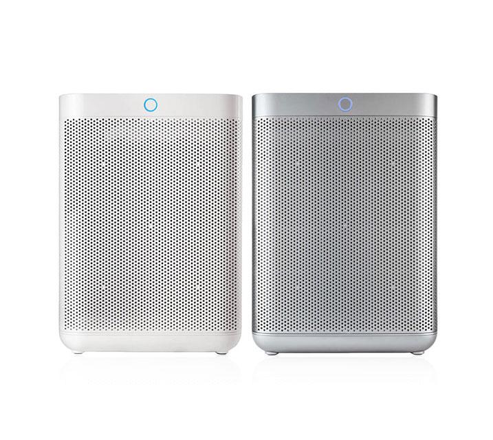 [G_렌탈] 현대큐밍 더케어 큐브 공기청정기 세트 HQ-A19100W + HQ-A19100S SET / 월28,900원