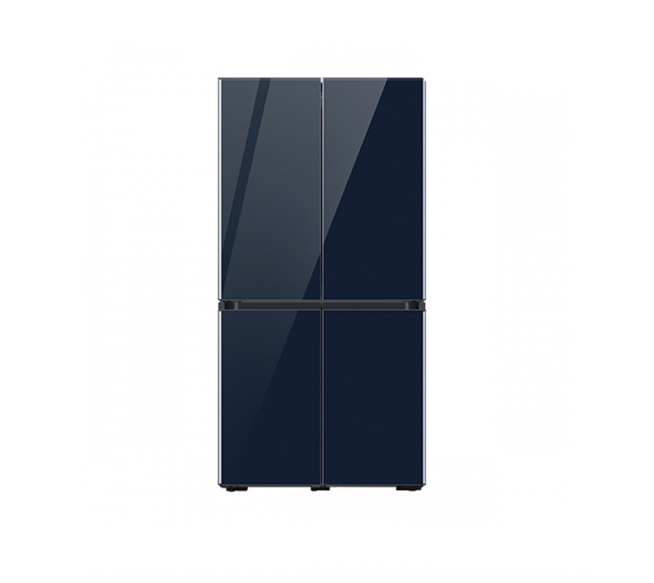 [L_렌탈] 삼성 냉장고 4도어 비스포크 양문형 871L 글램네이비 RF85T901341 / 월 58,700원