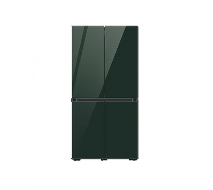 [L_렌탈] 삼성 냉장고 4도어 비스포크 양문형 871L 글램딥그린 RF85T901342 / 월 58,700원