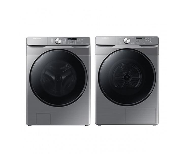 [L_렌탈] 삼성 그랑데 드럼 세탁기 21kg+ 건조기 16kg 세트 WF21T6000KP(P) / 월78,000원