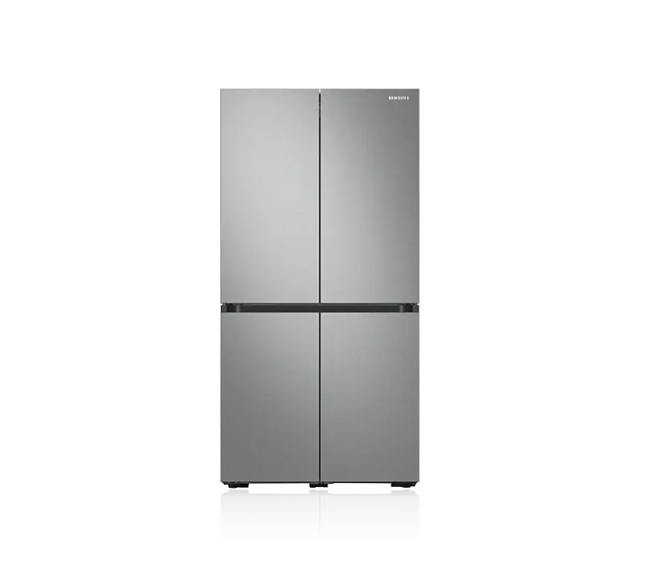 [L_렌탈] 삼성 냉장고 4도어 비스포크 양문형 871L 더블실버 RF85T9013T2 / 월 58,700원