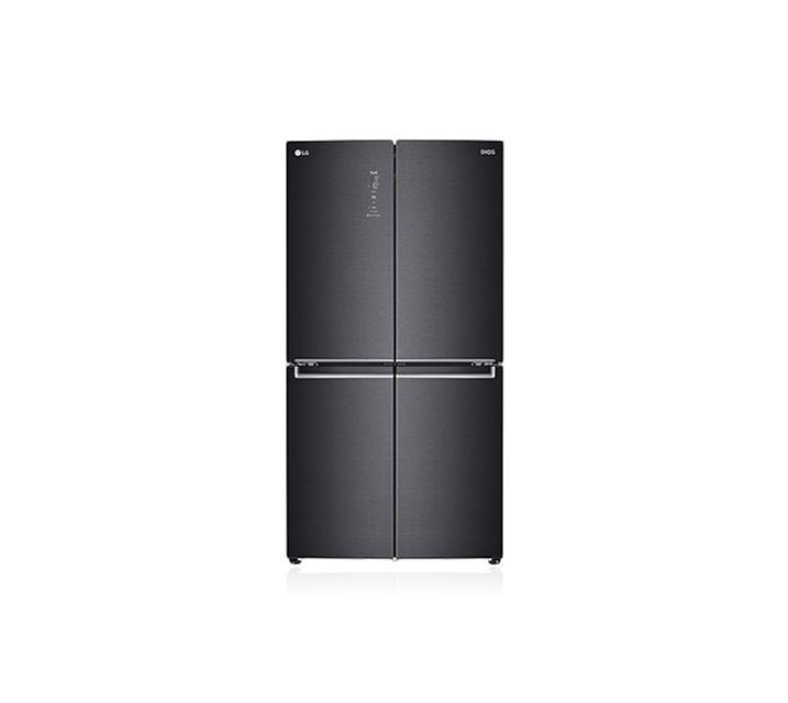 [렌탈] LG 디오스 더블매직스페이스 냉장고 맨해튼 미드나잇 870L F873MT55E / 월96,000원