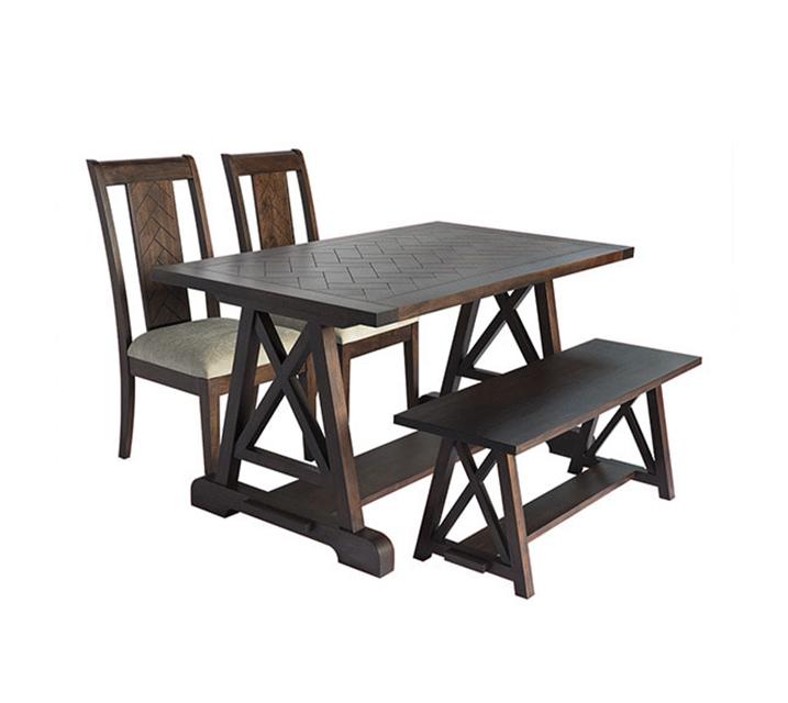 [렌탈] IHOL Holzboden Collection 4인 식탁세트 / 월 85,800원