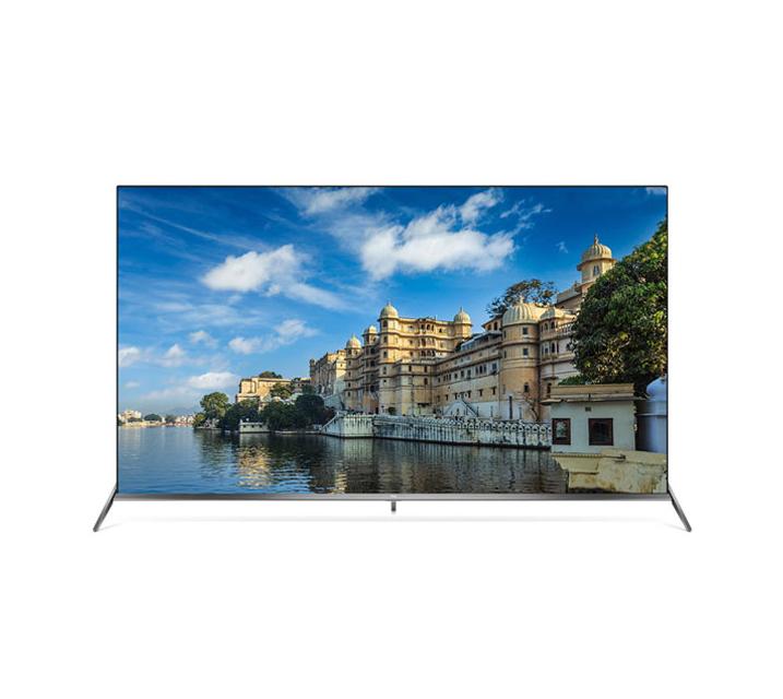 [L_렌탈] TCL UHD TV 55인치 안드로이드 스탠드형 55P8S_S / 월16,900원