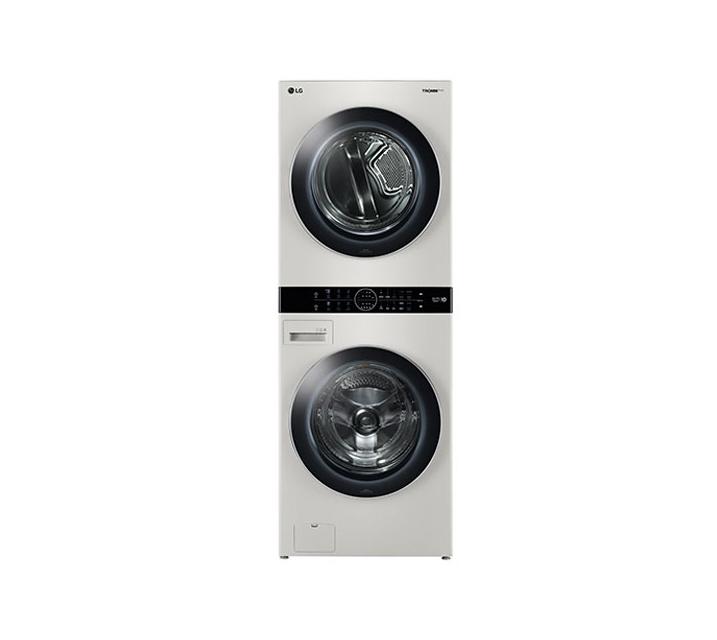 [L_렌탈] LG 워시타워 세탁기(21kg)+건조기(16kg) 샌드베이직 W16ES  / 월113,000원