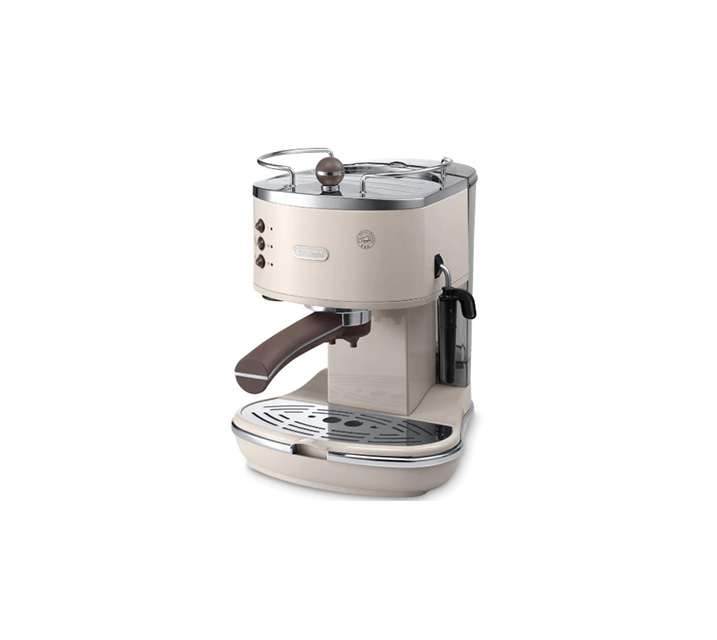 [렌탈] 드롱기 아이코나 빈티지 에스프레소 커피머신 베이지 ECOV311.BG / 월11,000원