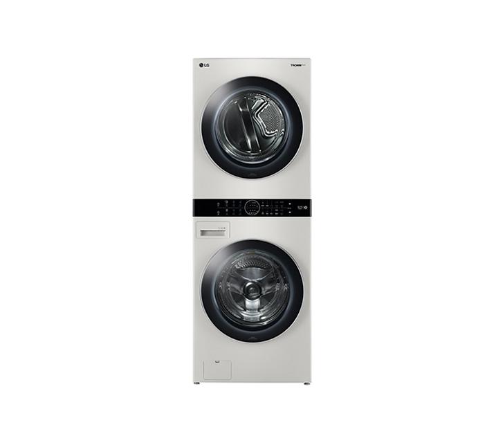 [L_렌탈] LG 워시타워 세탁기(21kg)+건조기(16kg) 샌드베이직 W16ET / 월109,000원