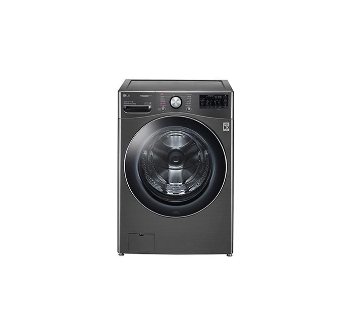 [렌탈] LG전자 트롬 인공지능 DD 세탁기 24kg 블랙스테인리스 F24KDD / 월46,500원